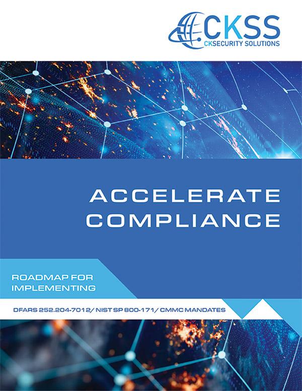 CKSS CMMC DFARS Compliance Consultants accelerate compliance whitepaper thumbnail