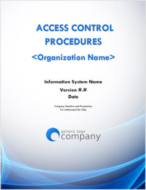 CKSS CMMC DFARS Compliance Consultants NIST 800-171/CMMC Policy and Procedures Template