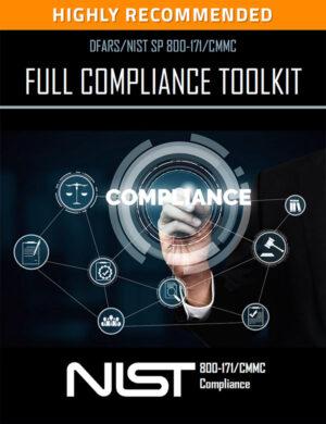 CKSS CMMC DFARS Compliance Consultants NIST SP 800-171/CMMC Full Compliance Toolkit